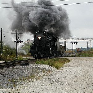 Soo 1003 heading to Burlington WI