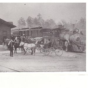 Kirbyville, Texas 1900