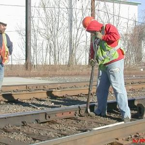 Metro North MOW Workers