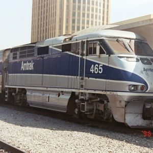Surfliner Unit 465
