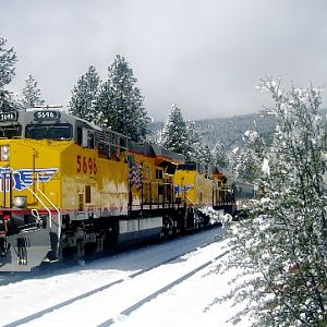 C45AC CTE's in the SNOW