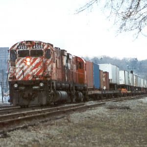 Alco at Binghamton