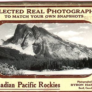 """Canadian Pacific Rockies"""