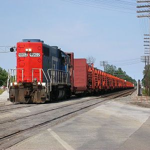 GTW 4902 & Welded Rail | RailroadForums com - Railroad