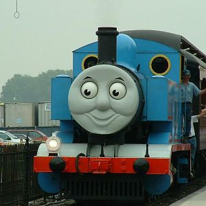 Thomas at Strasburg