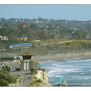 Surfliner and the surf