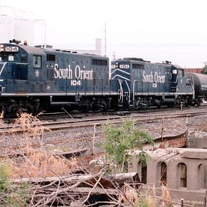 South Orient Freight