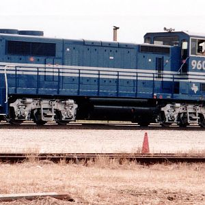 Houston Terminal Loco