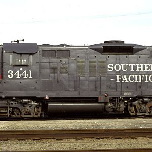 SP 3441 new paint