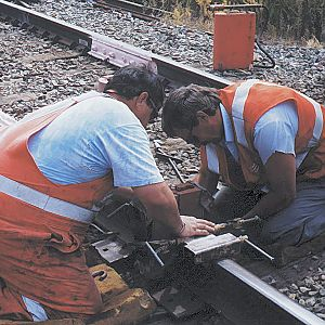 """Preparing the Rail"""