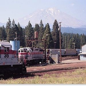 McCloud River 2001