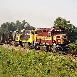 CSXT'S S&NA North Sub