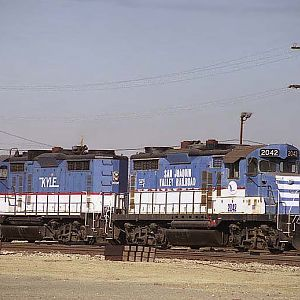 San Joaquin Valley Railroad