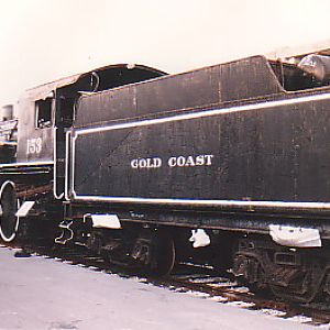Former #153 of Florida East Coast Railway