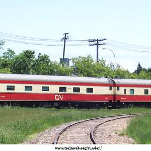 CN Business train?