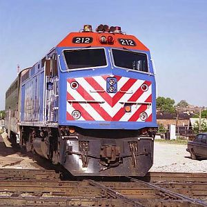 Metra Chicago Commuter Rail Service