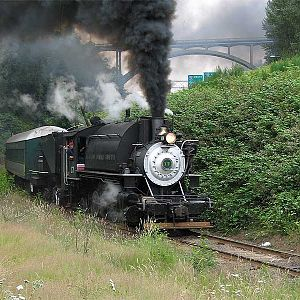 HLC 17 on Tacoma Hill 5/26/05