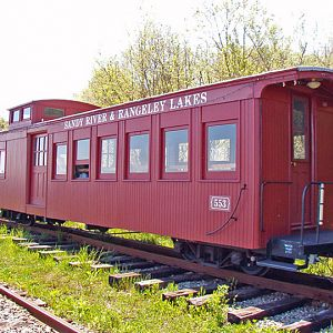 Maine Narrow Gauge RR