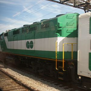 GO Transit Commuter Train