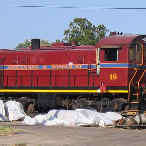 Alco T6 one of a few left
