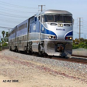 Surfliner at Speed