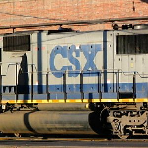CSX fueling up in Denver