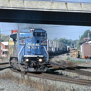 Eastbound Conrail TV-12MX