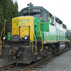Willamette Valley GP35 2502