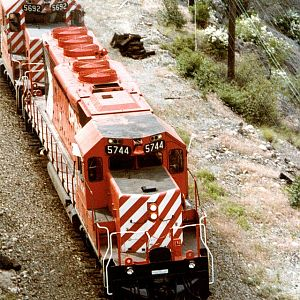 CP 5744 East