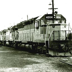 MILW SD45 4004