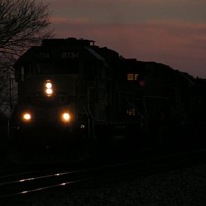 SunRails on the BNSF
