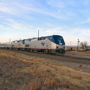 Amtrak 921/Rep. Joe Barton