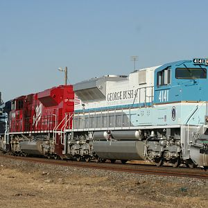UP4141 leading Heritage Units