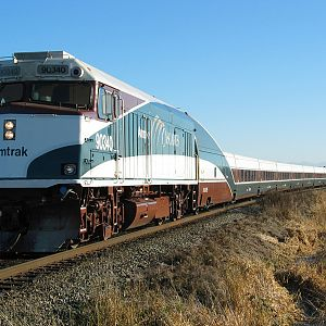 Amtrak Cascades North