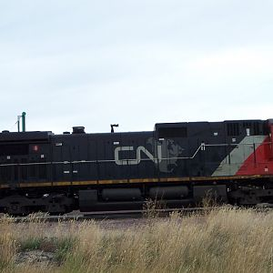 Canadian National Dash 9-44CW