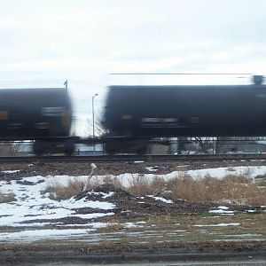 Tank Cars On The Move!