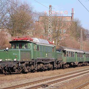 German Museums Train called Tour de Ruhr