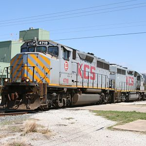 KCS 4718 - Dallas TX
