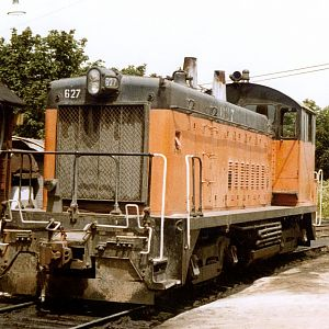 MILW Bellingham Switcher