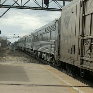 BNSF Business Cars