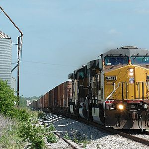 Texas Railroading