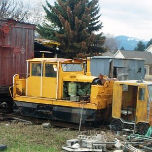 Old MOW Equipment