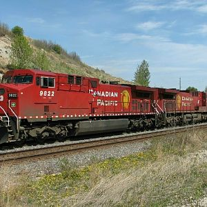 CP 9822 @ Keith