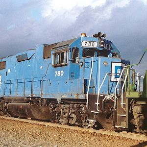 Ex-CR GP38-2