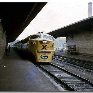 "Old NYC ""X-Train"""