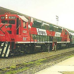 Turist train......Tequila Express,,,,here in GDL, Jal. Mexico