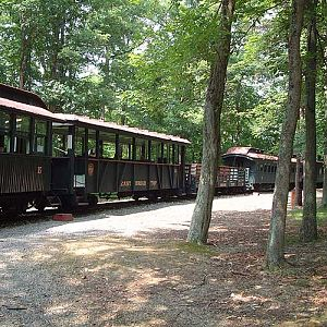 East Broad Top Railroad Coaches