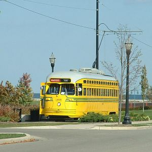 Kenosha Trolley - October 15, 2003