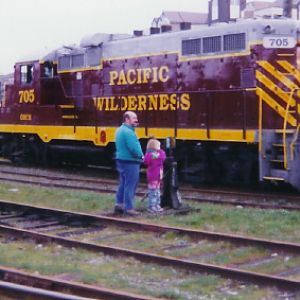The Pacific Wilderness Railway