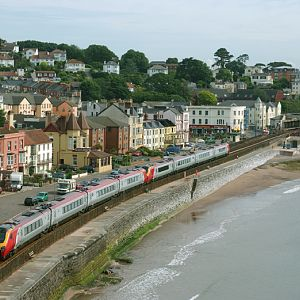 Dawlish Devon UK
